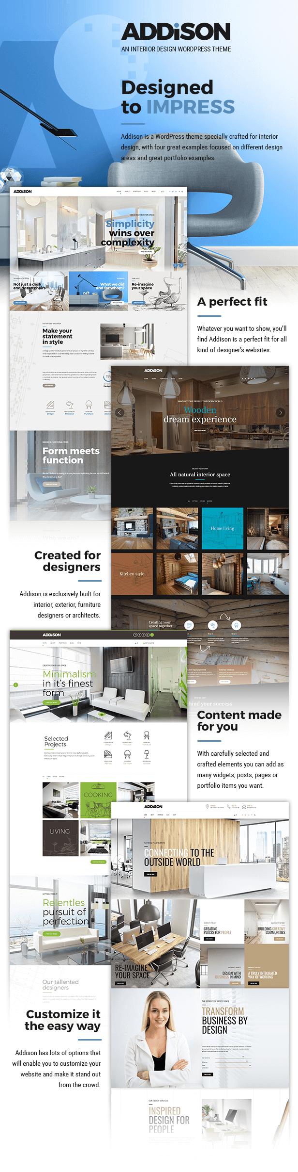 Addison - Arquitectura e interiorismo - 1